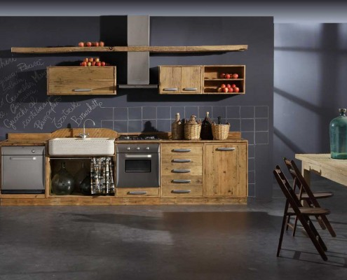Nature Design - Cucina